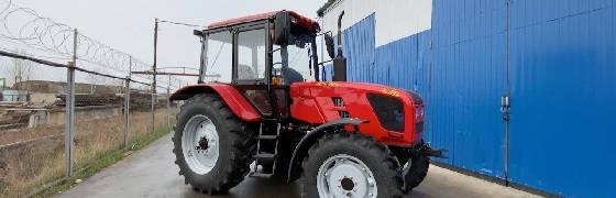 трактор Беларус-952.3 планетарно-цилиндрическими редукторами