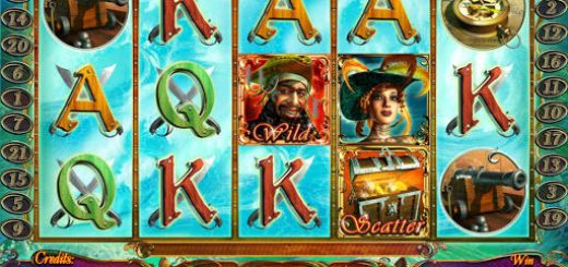 Игровой автомат Pirates Treasures