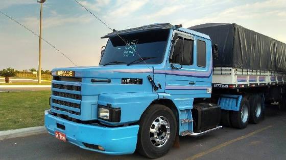 Scania 124G 360 Millenium