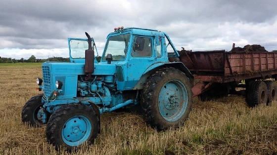Трактор МТЗ-82Л