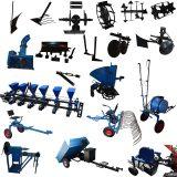 Навесное оборудование для минитракторов и мотоблоков