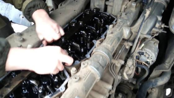 Ремонт двигателей DAF 95-430