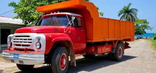Как делали тюнинг на грузовики ЗИЛ