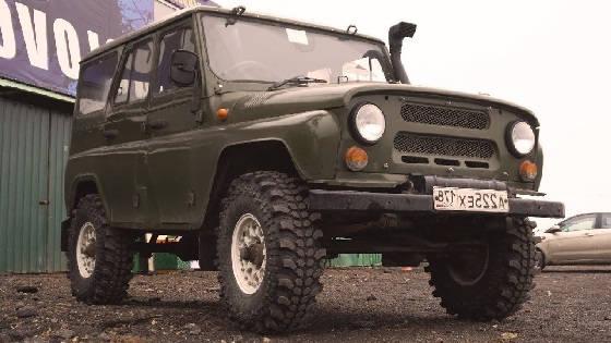 УАЗ 315192