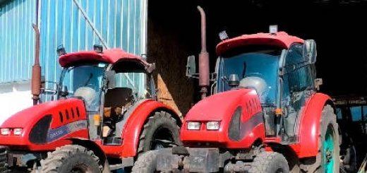 трактор ЮМЗ-10280