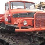 Снегоболотоход Урал-5920