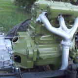 ГАЗ-63 с сердцем от Мерседес
