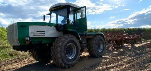 Трактор Слобожанец ХТА-208.1СХ c комбинированным культиватором