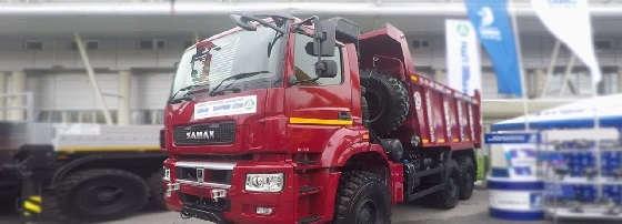 КАМАЗ-65802