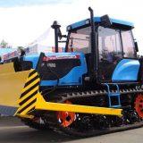 Гусеничный трактор Агромаш 90ТГ с бульдозерным оборудованием
