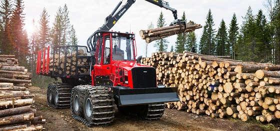 Komatsu Forest Machines