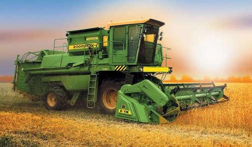 Зерноуборочный комбайн Дон 1500 Б