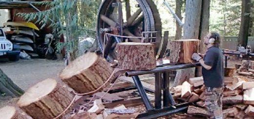 Удивительные инструменты и техника для работы с Деревом