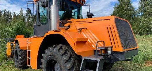 Трактор К705 Станислав 330 л.с. с мульчером TFX-250
