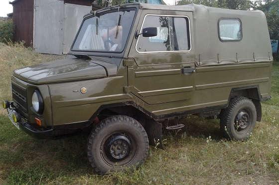 Подготовка ЛуАЗ-969 к серьезному бездорожью