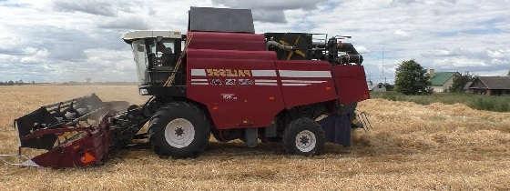 Комбайн Палесье GS-12 - A1