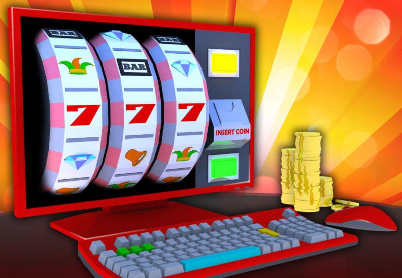 Игровые автоматы онлайн-казино - это возможность играть в любое время дня и ночи