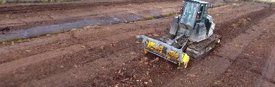 Трактор MeriTractor MT 700
