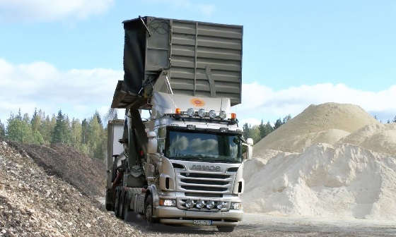 Scania Mobile Chipper