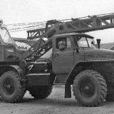 7 интересных автокранов СССР