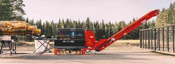 Финский дровокол JAPA 365