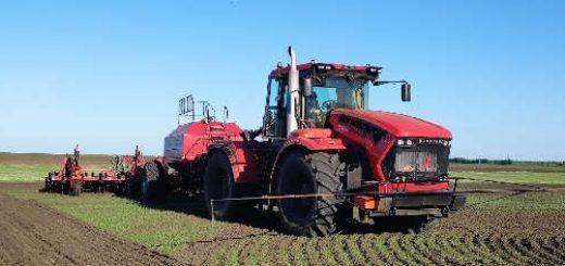 Трактор К 742 МСт