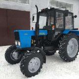 Мини-экскаватор на трактор МТЗ-82.1