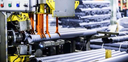 Производство канализационной трубы
