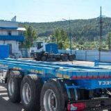 полуприцеп-контейнеровоз 26 тонн СЕВЕРЕСТ