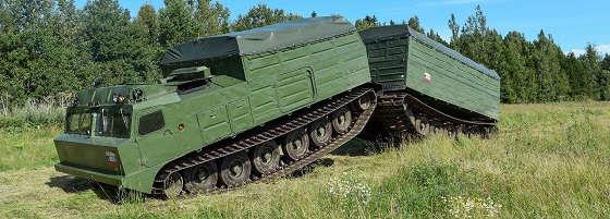 гигантский Витязь ДТ-30