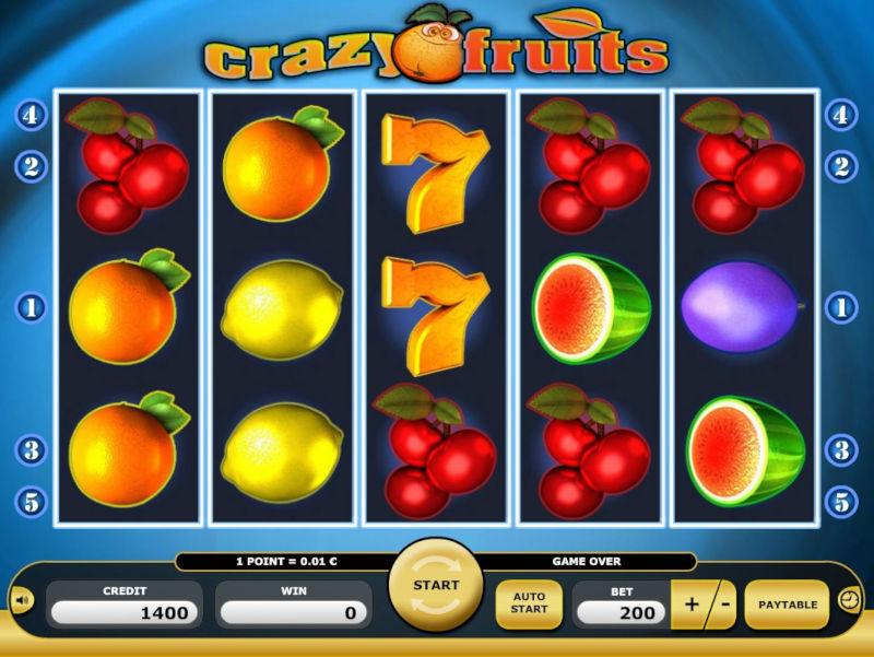 Играть в казино crazy fruits как прошить ресивер голден интерстар 8005