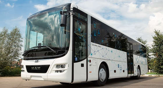 автобус MAN InterCity