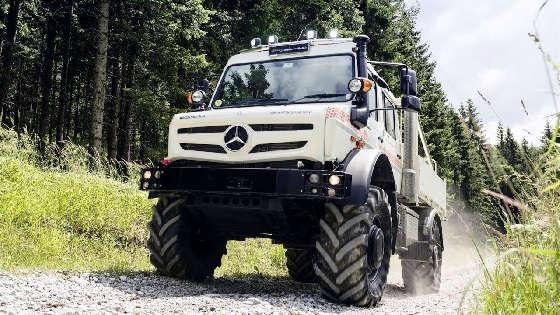 Mercedes-Benz Unimog UHE 5023