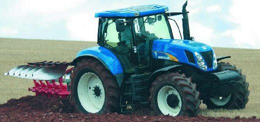 Трактор New Holland T7060