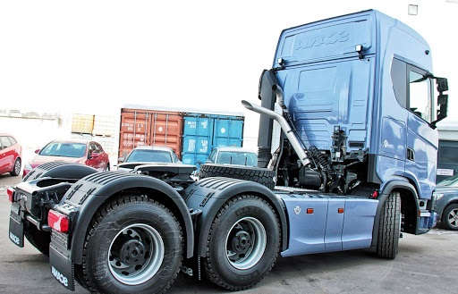Scania 620S 6х4