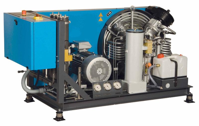 Промышленный компрессор