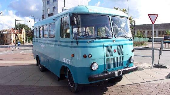 ТА-6 автобус