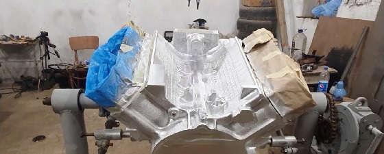 Капитальный ремонт двигателя ЯМЗ 236 своими руками