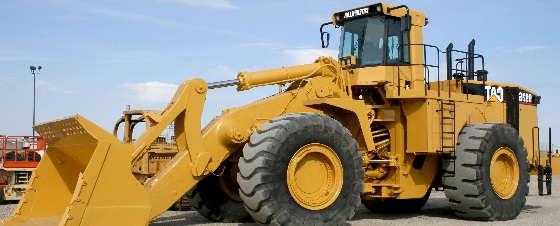 Cat 992G