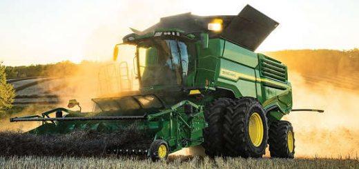 John Deere X9 1100