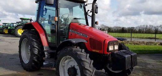 Трактор Massey Ferguson 6255