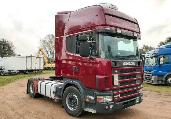 Scania 164L 480 V8