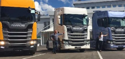 Так создаются грузовики Scania