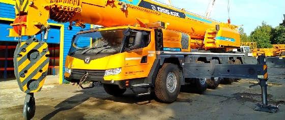 Автокран XCMG 220 тонн