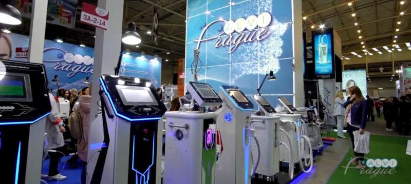 Косметологическое оборудование ALVI PRAGUE