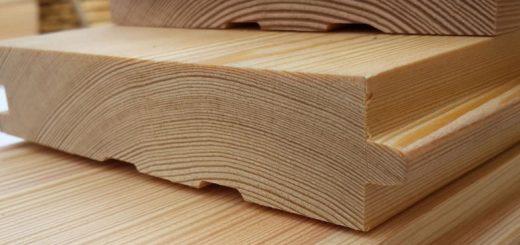 Стройматериалы из древесины