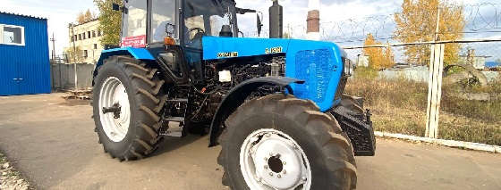 Гидроходоуменьшитель на трактор Беларус 1221.3