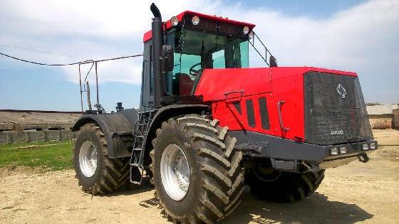 колесный трактор Кировец К744