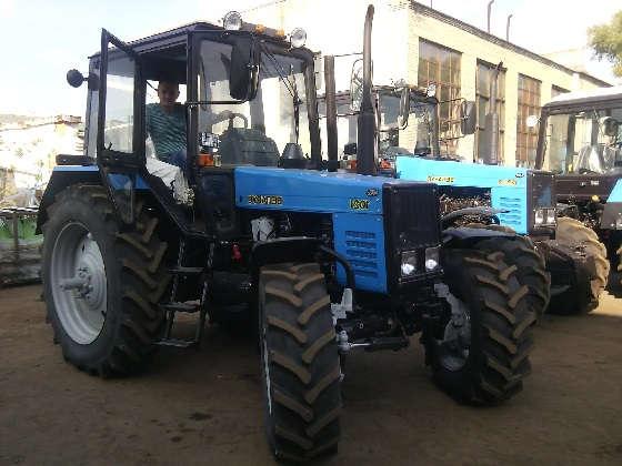Какой трактор МТЗ выбрать?