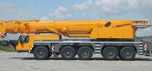 Кран Либхер 200 тонн